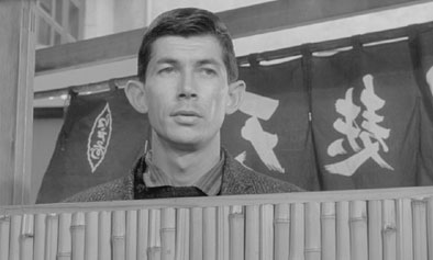This is Eric Okada, not Eiji Okada, in Rififi in Tokyo