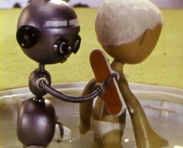 Jaak Ja Robot