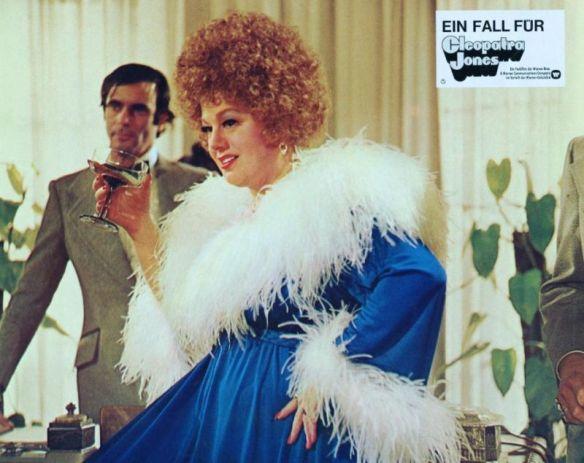 Shelley Winters in Cleopatra Jones (1973)