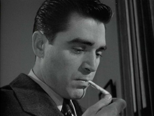 Steve Cochran in Tomorrow is Another Day (1951)