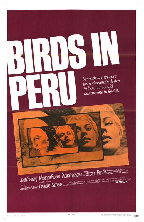 Birds in Peru (1968)