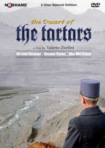NoShame DVD of The Desert of the Tartars