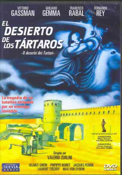 The Desert of the Tartars (1976)