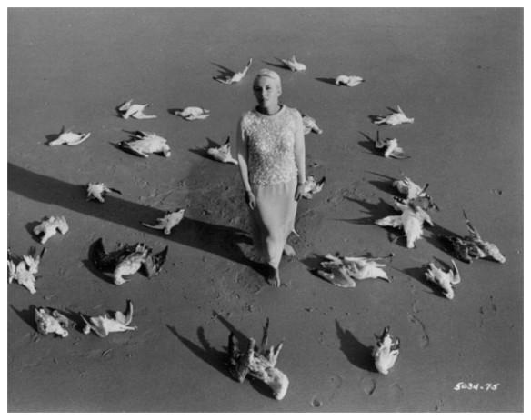 Jean Seberg in Birds in Peru (1968)