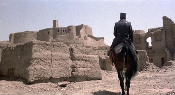 Jacques Perrin in The Desert of the Tartars (1976)