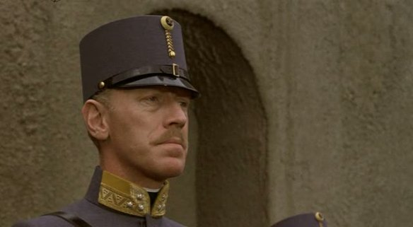 Max Von Sydow in The Desert of the Tartars (1976)