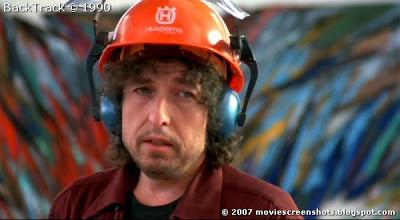 Bob Dylan in Backtrack aka Catchfire (1990)
