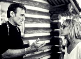 Dennis Hopper, Jodie Foster in Backtrack (1990) aka Catchfire