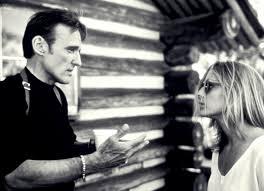 Dennis Hopper, Jodie Foster in Backtrack (1990) aka Catchfire