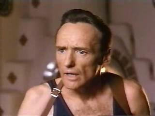Dennis Hopper in Backtrack (1990) aka Catchfire