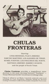 Lydia Mendoza in Chulas Fronteras (1976) by Les Blank