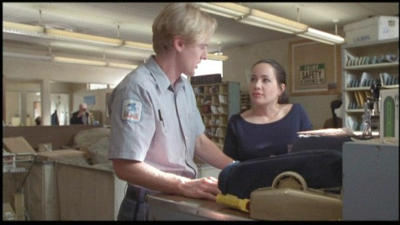 Owen Wilson & Janeane Garofalo in The Minus Man (1999)