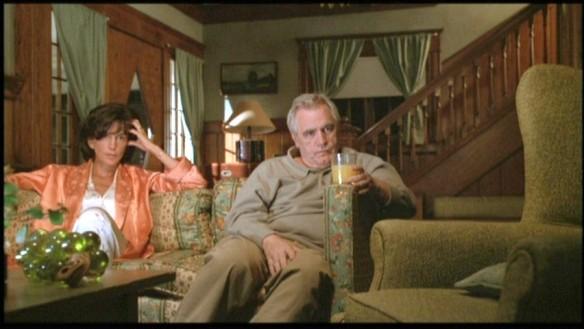 Mercedes Ruehl & Brian Cox in The Minus Man (1999)