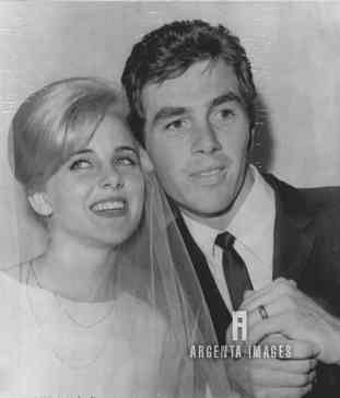 Sue Lyon & Hampton Fancher