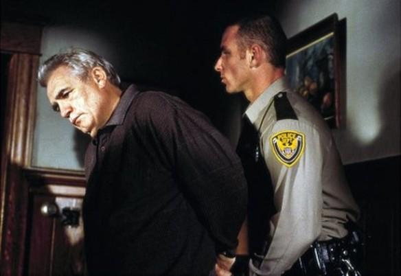 Brian Cox (left) in The Minus Man (1999)