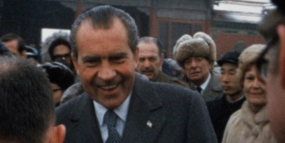 The documentary OUR NIXON (2013) directed by Penny Lane