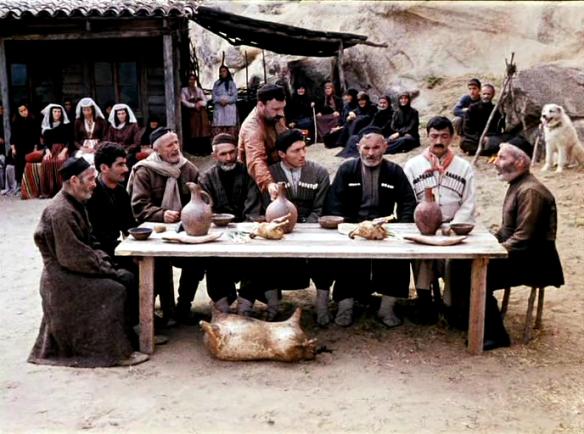 Pirosmani (1969), directed by Giorgi Shengelaya