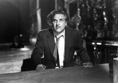 Arturo de Cordova in Luis Bunuel's El (1953) aka This Strange Passion
