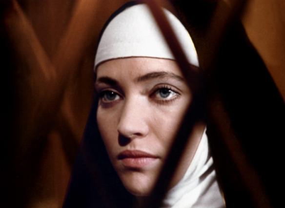 Anna Karina in The Nun (La religieuse, 1965)