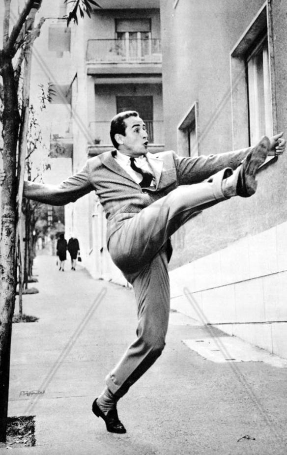 Vittorio Gassman in Il Successo (1963)