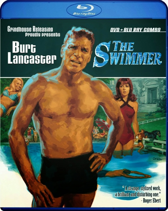 Blu-Ray/DVD edition of THE SWIMMER (1968)