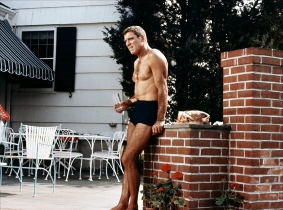 Burt Lancaster in The Swimmer (1968)