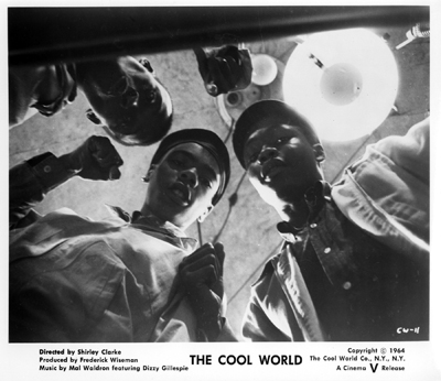 The Cool World (1963), directed by Shirley Clarke