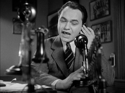 Edward G. Robinson in FIVE STAR FINAL (1931)