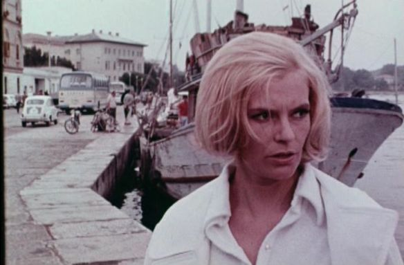 Gio Petré has a lot on her mind and an agenda in ANN AND EVE (1970)