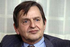 Olof Palme, former Swedish Prime Minister who was shot down and killed in 1986 (Photo: Reuters)