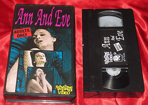 The VHS release from Something Weird Video