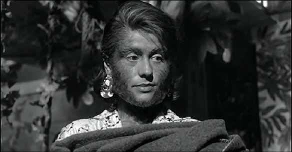 Annie Girardot in THE APE WOMAN (1964)
