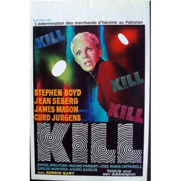 foreign kill poster