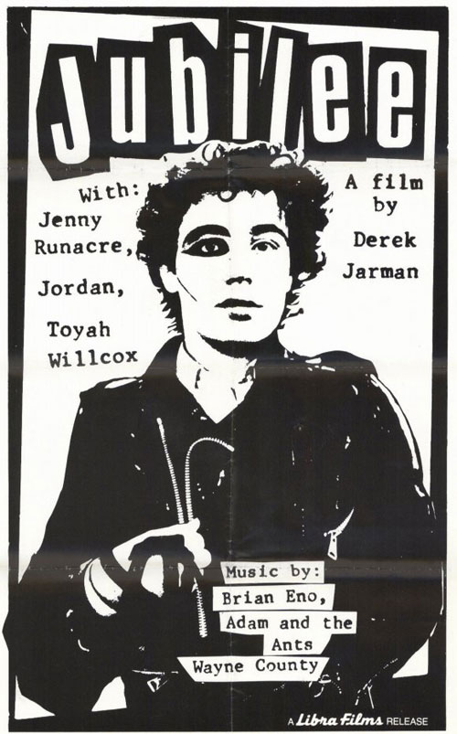 Adam Ant in Jubilee (1978)