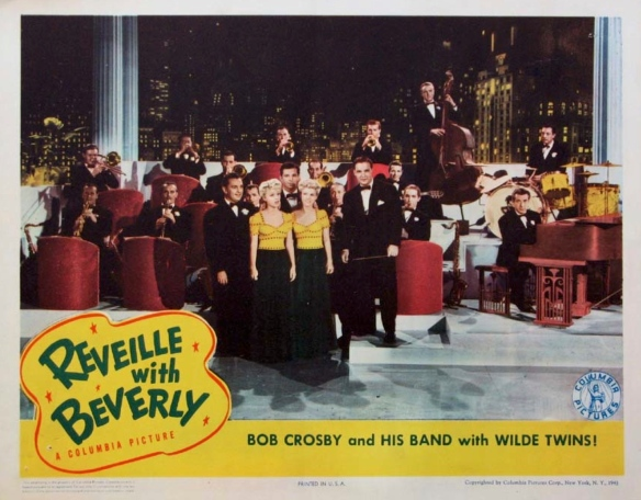 Bob Crosby in Reveille with Beverly
