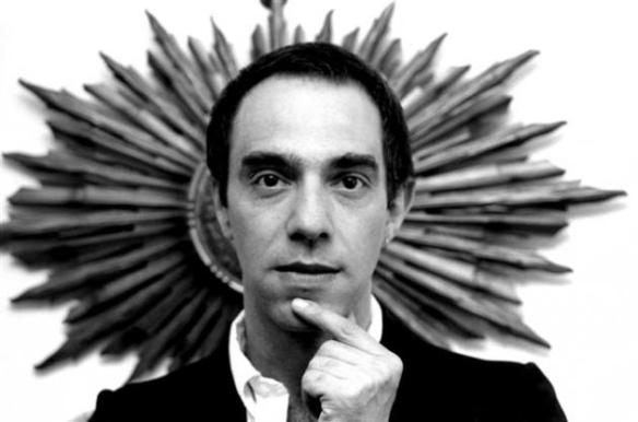 Director Derek Jarman