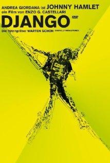 Koch Media DVD of Johnny Hamlet retitled as Django