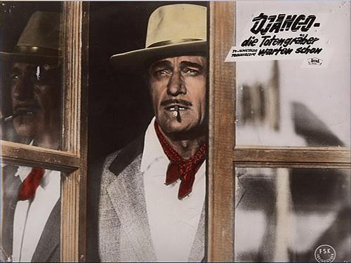 Gilbert Roland in Johnny Hamlet (1968)