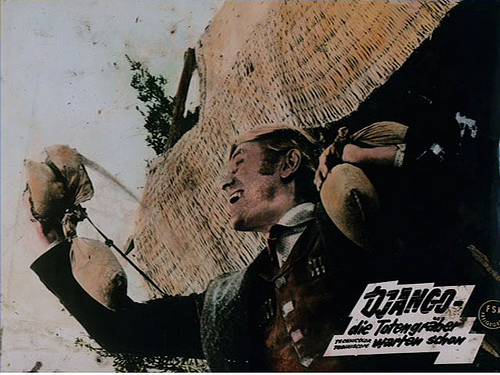 Horst Frank as Claude in the loose Shakespeare adaptation, Johnny Hamlet (1968)