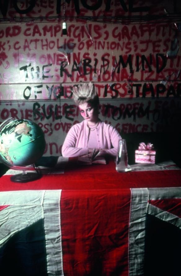Jordan as Amyl Nitrate in Jubilee (1978)