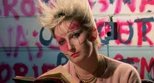 Jordan aka Pamela Rooke in Derek Jarman's Jubilee (1978)