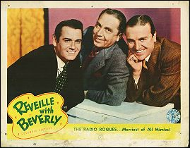The Radio Rogues in Reveille with Beverly