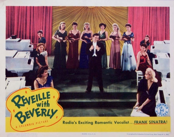 Frank Sinatra in Reveille with Beverly
