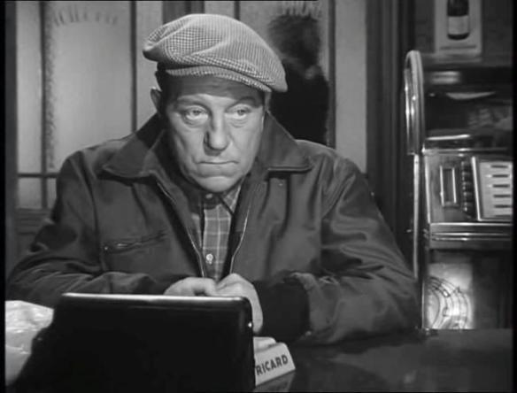 Jean Gabin in Des gens sans importance (People of No Importance, 1967)
