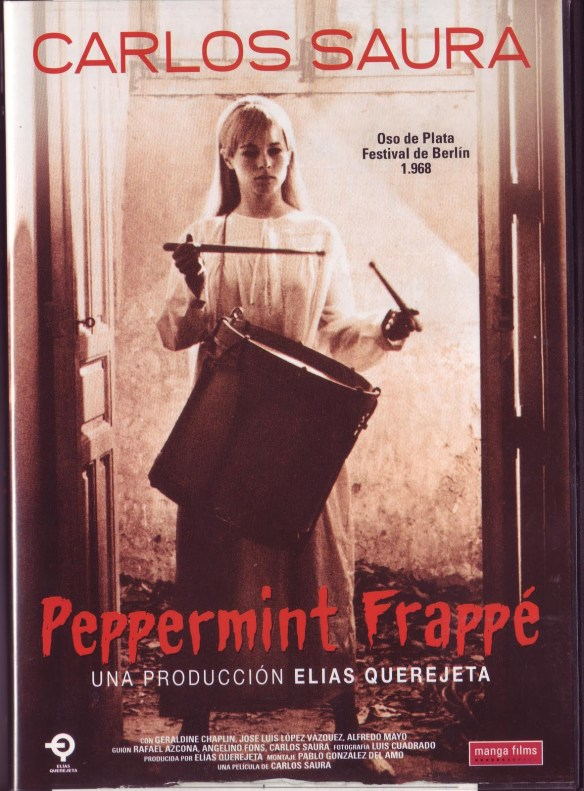 Peppermint Frappe poster