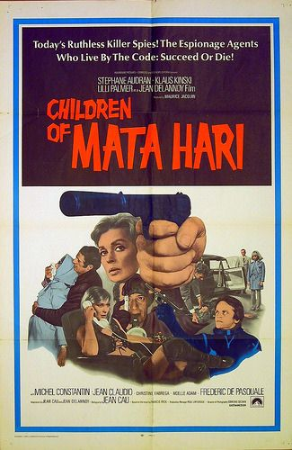 Children of Mata Hari