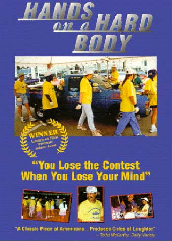 Hands on a Hard Body DVD