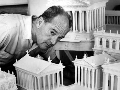 Anthony Mann, director of El Cid and The Fall of the Roman Empire