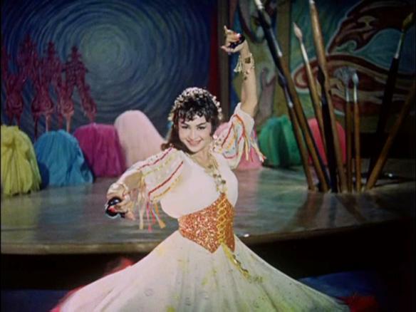 The amazing Helen in Junglee (1961)