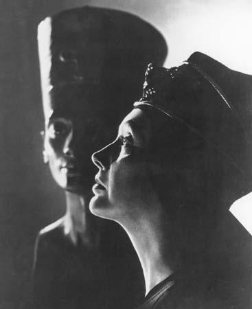 Stage legend Katharine Cornell